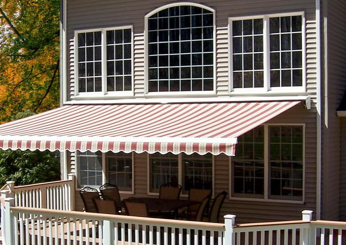 Storm / Hurricane Shutters | Retractable Awnings ...